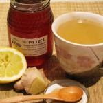 Чай с медом полезен при работе с компьютером