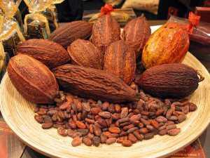 Какао содержит больше антиоксидантов, чем зеленый чай и красное вино