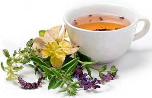 Чай, который выводит шлаки и помогает при облысении