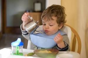 Чай для малыша