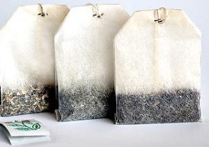 Чай в пакетиках влияет на эмаль зубов
