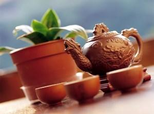 Бирюзовый чай для красоты и здоровья - оолонг