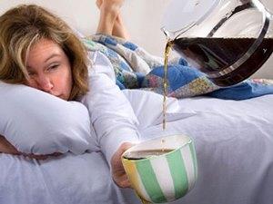 Кофе не бодрит - опасный симптом