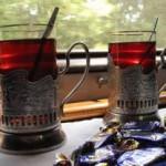 8 из 10 пассажиров в украинском поезде должны выпить чай