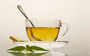 Зеленый чай помогает от камней в почках