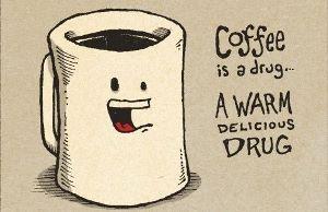 """Кофе - """"самый полезный наркотик"""""""