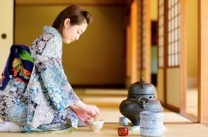 Чаепитие в Японии