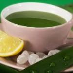 С чем полезней пить зеленый чай?