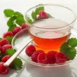 С чем пить чай при простуде?