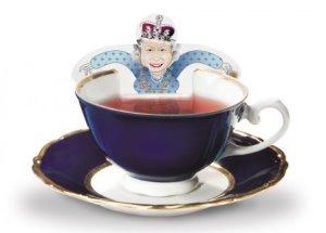 Чаепития с королевой Великобритании или Кейт Миддлтон