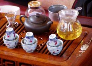 Традиции чаепития в Китае