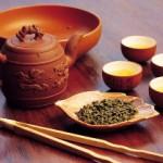 Дегустировали китайский чай в антикафе My Land