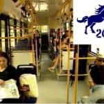 В Израиле в новогоднюю ночь в автобусах угостят кофе