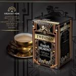 Чаю «Twinings» 80 лет. Теперь в новой упаковке