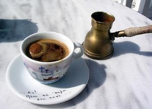 Греческий кофе - путь к долголетию