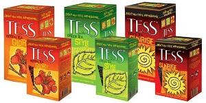 Чай TESS на «ПРОРЫВе»