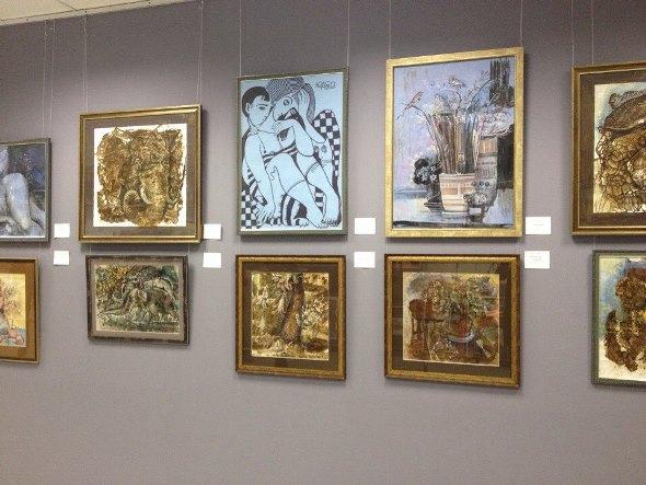 Стартовала выставка картин из кофе в Новокузнецке