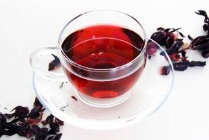 Чай каркаде повышает или понижает давление