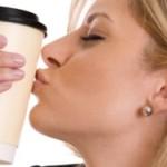 Утренний кофе помогает похудеть