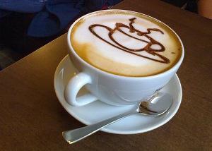 Похудеть мешает кофе