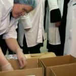 Более 30 тонн чайных добавок поступило в Петербург с нарушениями