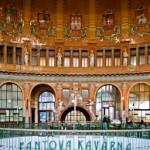 Весной 2014 года после реконструкции на главном вокзале Праги вновь откроется Фантова кофейня