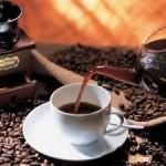 В какое полезнее всего пить кофе