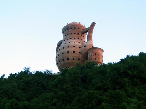 Музей чая в городе Мейтан в книге рекордов Гинесса