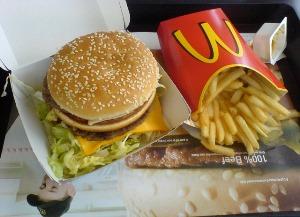 McDonald's планирует перейти с гамбургеров на завтраки и кофе