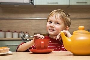 Почему нельзя пить кофе детям?