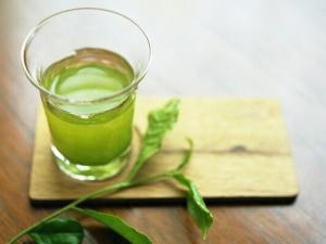 Зеленый чай поддерживает сердце