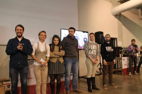 Победители Russian Barista Marathon 2014