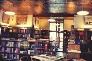 Здание верфи в Турции стало кофейней