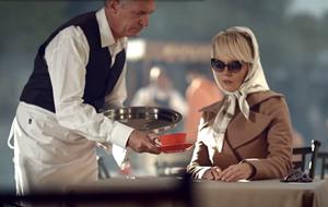Валерия записала клип про чай Bernley