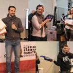 Итоги Russian Barista Marathon 2014