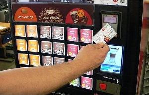 В Чехии уже возможны бесконтактные платежи у автоматов с кофе