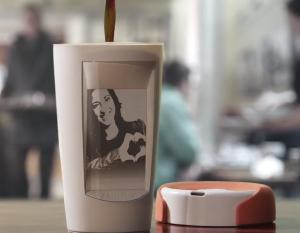 В Финляндии создали кофейную чашку, позволяющую выходить в интернет