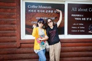 Кофейный туризм в Южной Корее