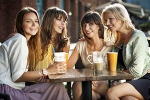 Кофе помогает человеку сохранять оптимистичный настрой