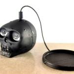 Заварники для чая в виде черепов — Memento mori