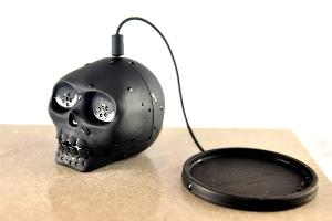 Заварники для чая в виде черепов - Memento mori