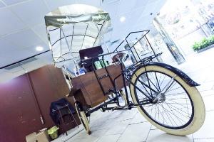 Скоро в Саратове создадут передвижную велокофейню в стиле стимпанка