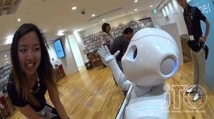 Роботы скоро будут продавать кофеварки