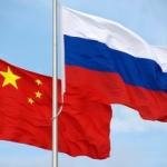 Китайцы везут чай не только в Россию, но и продукты из России в Китай