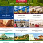 Новый сайт чая Bernley