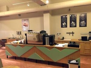 В Праге открылась кофейня сети Double B